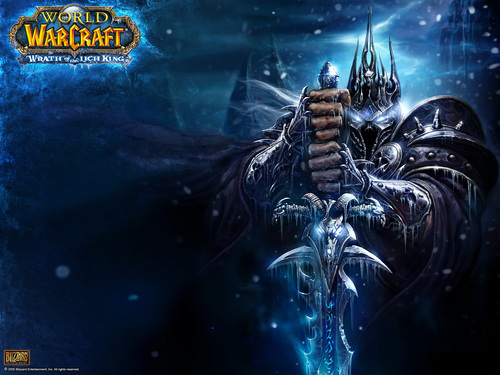 wow - world-of-warcraft Wallpaper