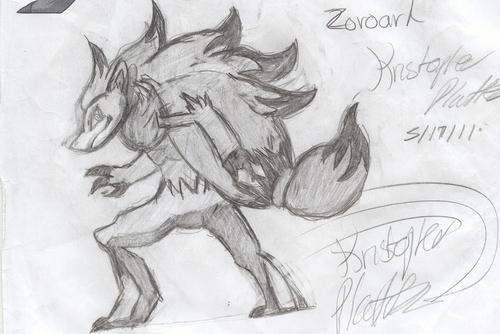 zoroarks Glare