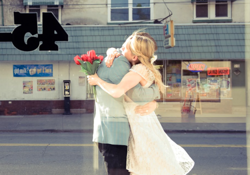 """Blue Valentine"" - Stills"