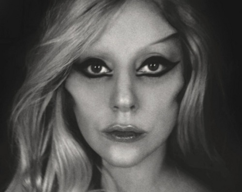 """Born This Way"" photoshoot sejak Nick Knight"
