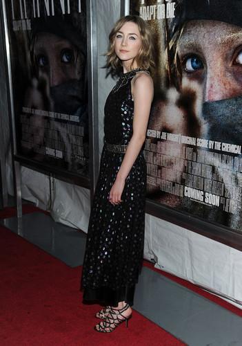 """Hanna"" New York Screening"