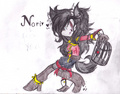 .:N Is For Nori:. ~ (Captain) Nori Swan The Wolf