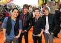 01.BTR on the orange carpet of KCA 2011