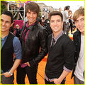 02.BTR on the orange carpet of KCA 2011