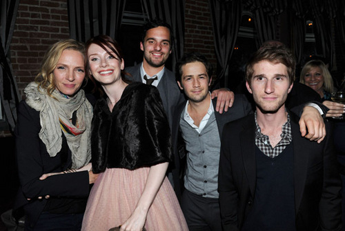 "03.22.11: ""Ceremony"" Los Angeles Premiere After Party"