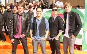 03.BTR on the оранжевый carpet of KCA 2011