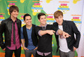 07.BTR on the orange carpet of KCA 2011