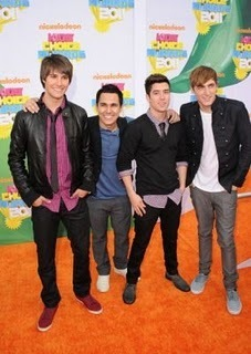 09.BTR on the оранжевый carpet of KCA 2011