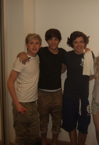 1D = Heartthrobs (Enternal upendo 4 1D) Niall, Louis & Harry! upendo 1D Soo Much! 100% Real :) ♥