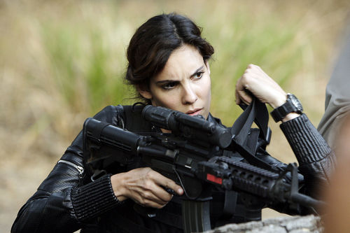 NCIS: Los Angeles wallpaper containing a rifleman titled 1x08-Ambush-HQ's