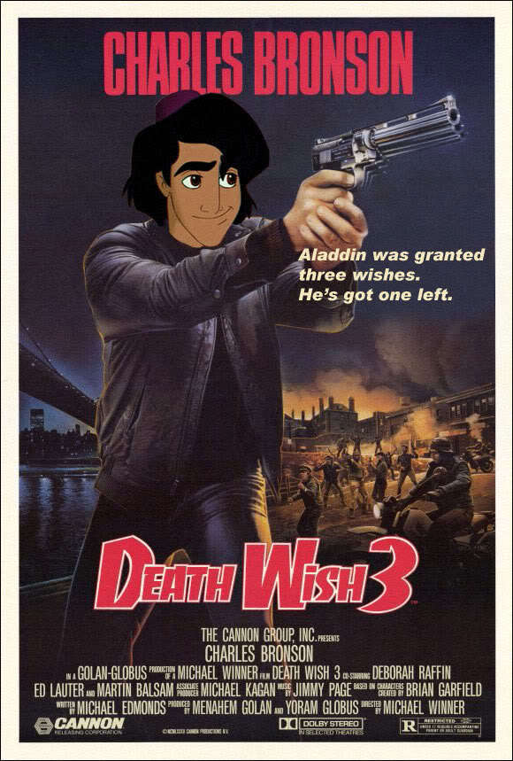 Aladdin Death Wish 3