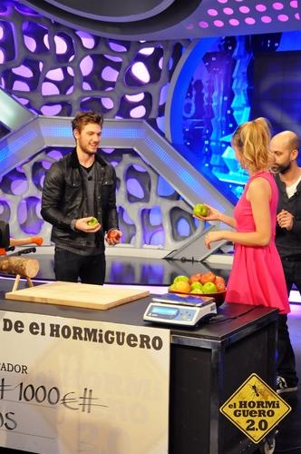 Alex and Teresa on El Hormiguero [HQ]