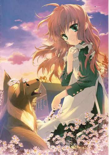 Anime Tiere