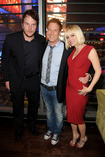 "Anna Faris - Relativity Media Presents ""Take Me nyumbani Tonight"" - After Party"