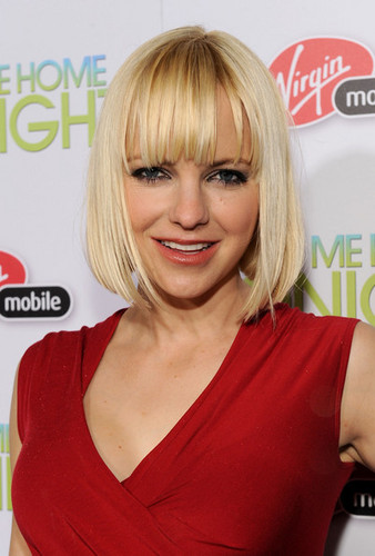 "Anna Faris - Relativity Media Presents ""Take Me home Tonight"" - Red Carpet"
