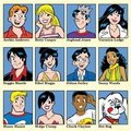 Archie,Betty,veronica and friends - archie-comics photo