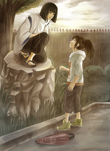Spirited Away images Arriku Spirited Away wallpaper and background photos