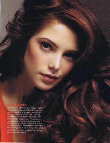 Ashley Greene in Instyle Hair HQ Scans (April 2011)