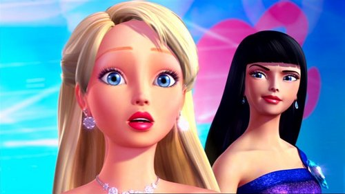 Barbie And Raquelle