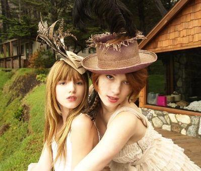 Bella Thorne Photoshoots