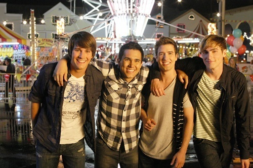 "Big time rush ""Boyfriend"""