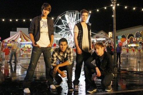"Fans Big Time Rush wallpaper titled Big time rush ""Boyfriend"""