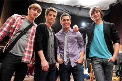 "Big time rush ""Stuck"""