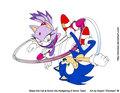 Blaze Vs Sonic