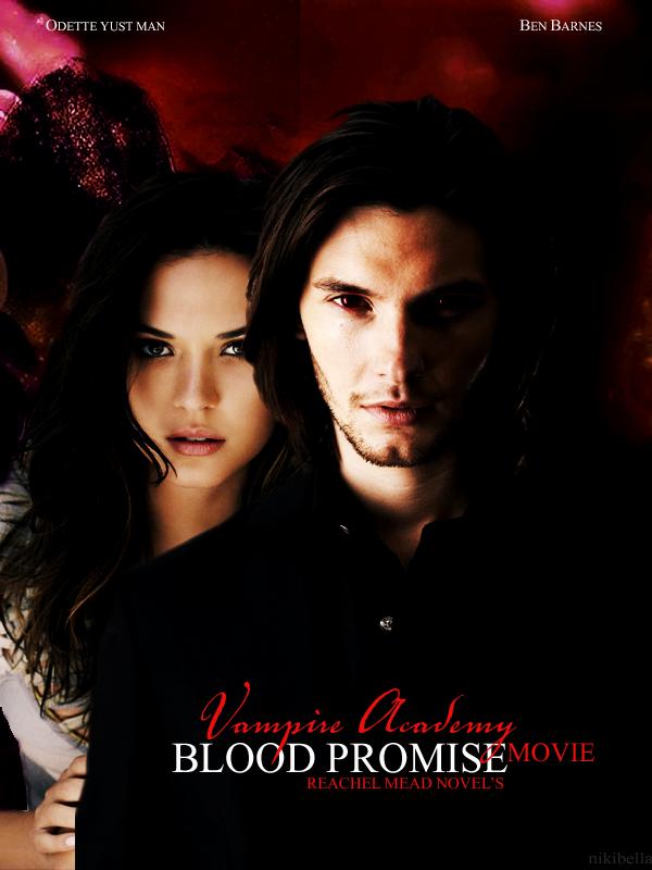 Blood Promise Vampire Academy, Book 4