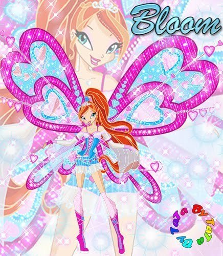 Bloom New Wings