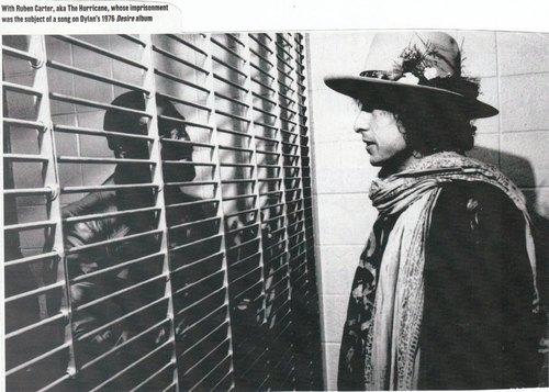Bob Dylan & Rubin Carter