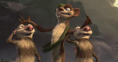 Buck, Crash and Eddie