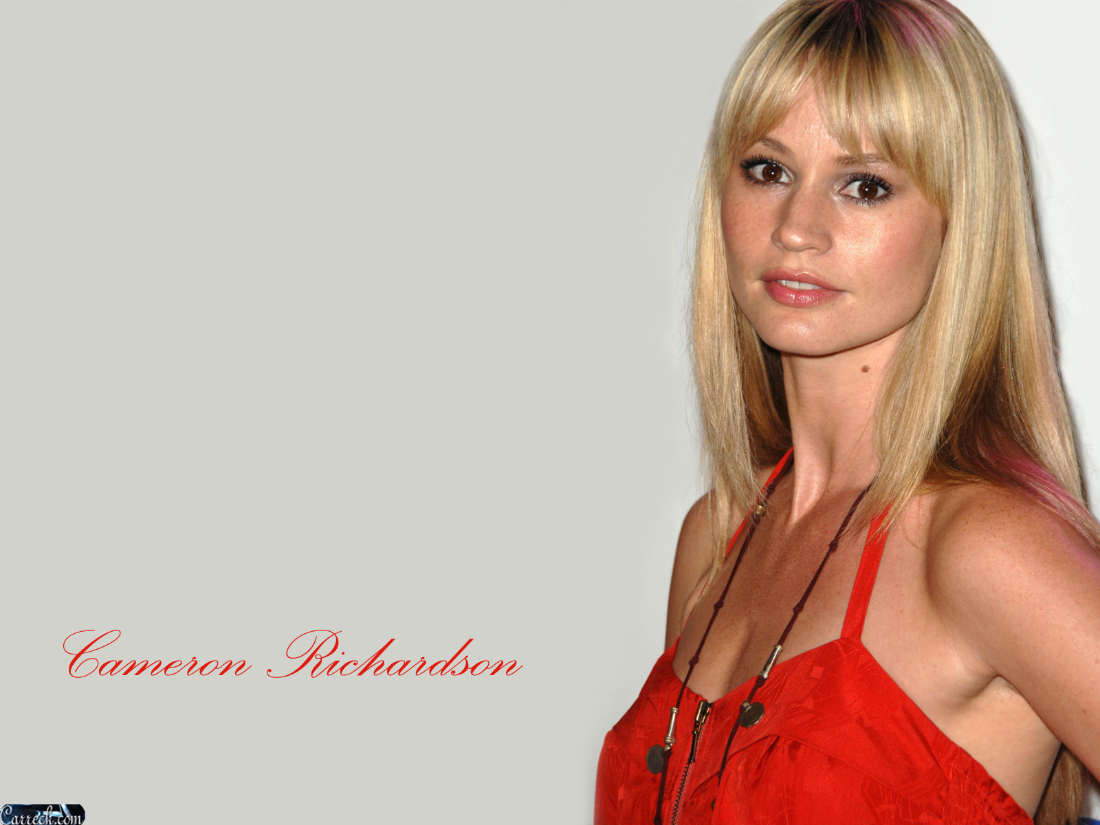 Cameron Richardson on facebook