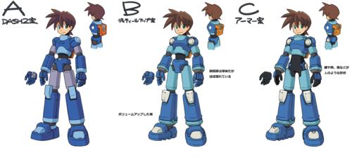 Capcom looking for fan input on Mega Man Legends 3 'Mega Man' in-game model