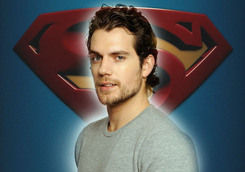 Cavill cast as superman