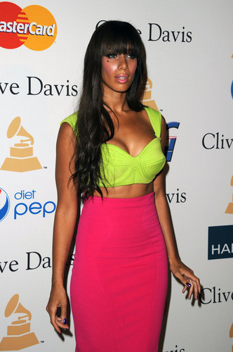 Clive Davis 2011 Pre-GRAMMY Party