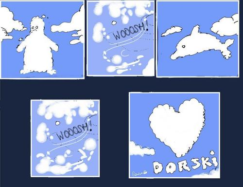 đám mây Art