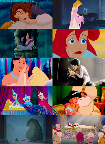 Crying Princesses
