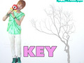Cute Key - shinee screencap