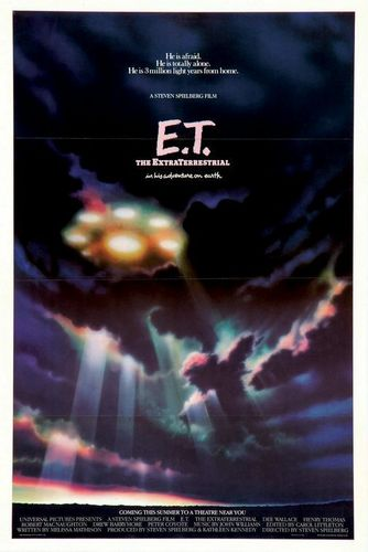 E.T. teaser poster - et-the-extra-terrestrial Photo