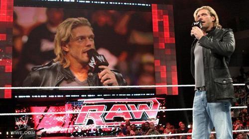 Edge talk about his retirement