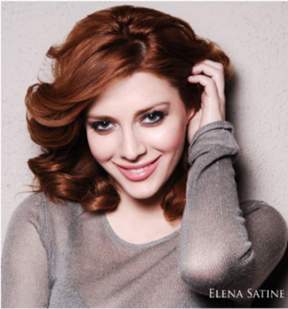 Elena Satine - Photos Hot