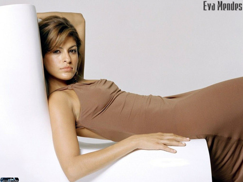 eva mendes wallpaper possibly containing a portrait titled Eva Mendes