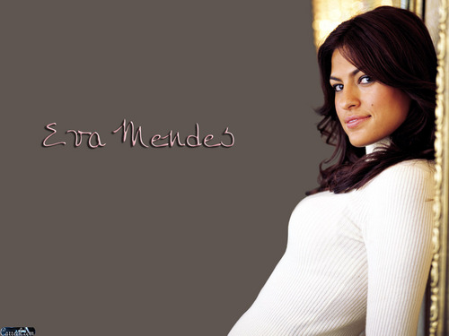 Eva Mendes wallpaper probably with a portrait called Eva Mendes