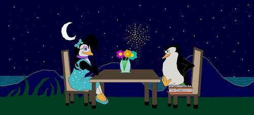 For skipperfan5431 : Skipper and Lilly on a तारीख, दिनांक