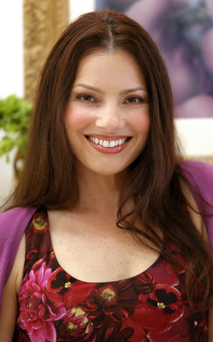 Фрэн Дрешер Обои probably with a portrait entitled Fran Drescher