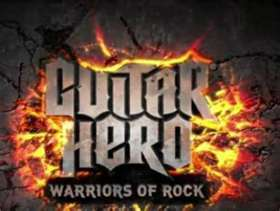 GHWOR(guitar hero warriors of rock)