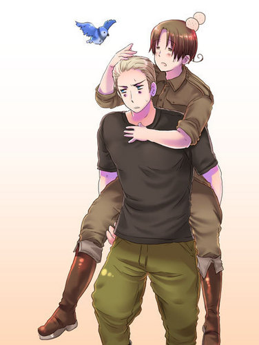 GeritaXD! - hetalia-gerita Photo
