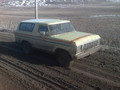 Got it muddy! - ford-bronco photo