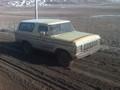 Got it muddy!
